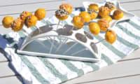 Sucettes emmental carottes lard