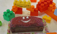 Cake chocolat insert framboise