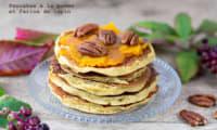 Pancakes à la farine de lupin
