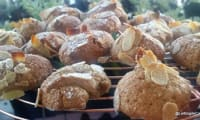 Merzapani ou macaron Corses au café