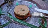 Tatins d'endive au foie gras