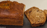 Cake mauritanien aux dattes et aux bananes