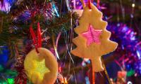 Sablés vitraux, bredele de Noël