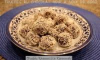 Les truffes au chocolat, un incontournable des fêtes