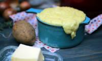 Purée de pommes de terre de Joël Robuchon
