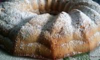Gâteau au beurre de cacahuètes