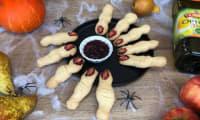 Doigts de sorcière d'Halloween à l'Optima 3 huiles