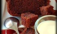 Cake chocolat et pépites de chocolat