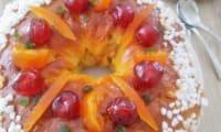 Couronne des rois aux fruits confits