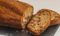 Gâteau du matin au petit épeautre, aux zestes d'orange et pépites de chocolat