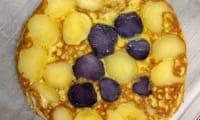 Omelette aux deux pommes de terre à l'espagnole