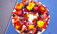 Couronne de fruits rouges
