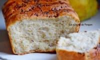 Pain de mie suédois ou limpa bröd