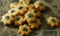 Biscuits apéritifs Emmental Pavot