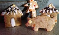 Le Village en pain d'épices