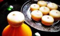 Meringues au citron de Felder