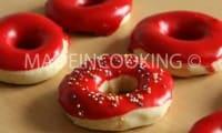 Donuts ou Doughnuts au four