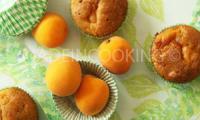 Mini cake aux abricots