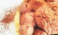 Tartelette chocolat-citron-noisette-riz soufflé