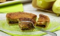 Tartelettes sucrées au confit d'endives et orange, crème au mascarpone