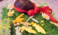 Petite friture et Oeuf de Pâques