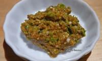 Pâte de curry verte