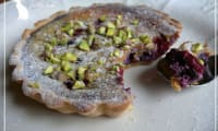 Tartelettes ricotta fruits rouges