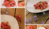Gnocchi roses