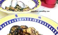 Aubergines et courgettes grillées