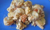 Poyos au tofu