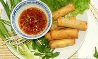 Cha Gio, Rouleaux de poulet et crabe vietnamiens