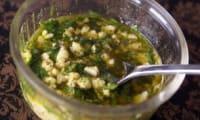 Sauce cressonnière