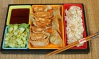 Gyozas, raviolis japonais