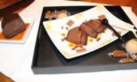 il bonet al cioccolato , spécialité piémontaise