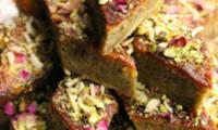 Gâteau baklava aux pistaches