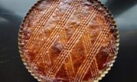 Galette des Rois bretonne noisette-chocolat