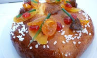 Gâteau des rois provençal