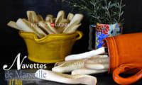 Navettes de Marseille à l'anis pour la Chandeleur