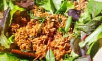 Pulled pork aux épices et agrumes
