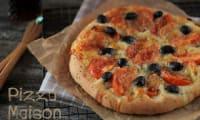 Pizza Tomates Mozzarella