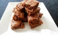 Brownies au chocolat praliné et noisettes