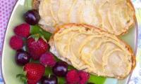Crème de tahini et chocolat blanc à tartiner