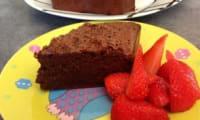 Gâteau au chocolat d'Alexia