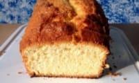 Gâteau Froufrou au vin blanc