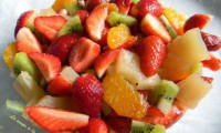 Salade de fruits express