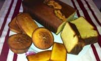 Gâteau maïs sans complexe