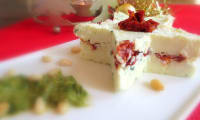 Petits Parfaits de Fromage à l'Italienne