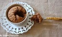Petits gâteaux moelleux au chocolat praliné