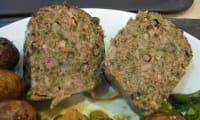 Farci aux épinards, feuilles de blettes, oseille, laitue