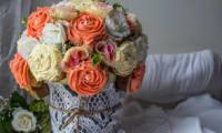 Bouquet cupcakes de la mariée